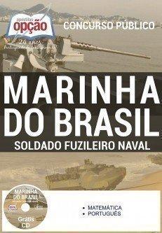 Apostila Concurso Marinha do Brasil 2017 - SOLDADO FUZILEIRO NAVAL