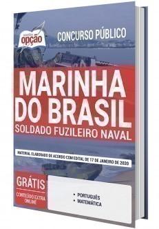 SOLDADO FUZILEIRO NAVAL