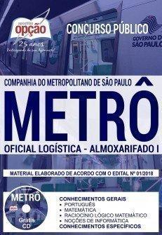 OFICIAL LOGÍSTICA - ALMOXARIFADO I