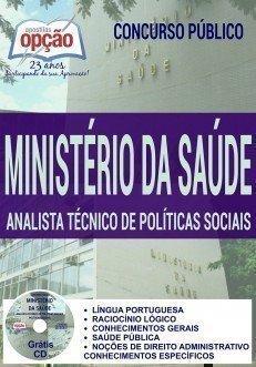 ANALISTA TÉCNICO DE POLÍTICAS SOCIAIS