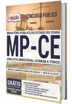 ANALISTA MINISTERIAL (COMUM A TODOS)