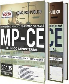 TÉCNICO MINISTERIAL