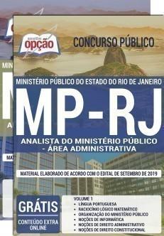 ANALISTA DO MINISTÉRIO PÚBLICO - ÁREA ADMINISTRATIVA