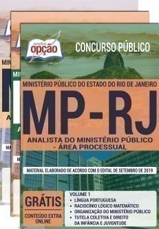 ANALISTA DO MINISTÉRIO PÚBLICO - ÁREA PROCESSUAL