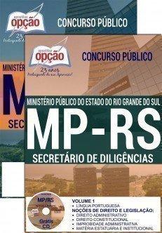 SECRETÁRIO DE DILIGÊNCIAS