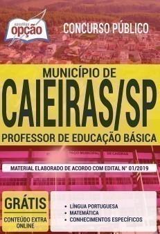 PROFESSOR DE EDUCAÇÃO BÁSICA