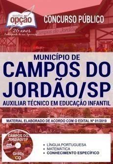 AUXILIAR TÉCNICO EM EDUCAÇÃO INFANTIL