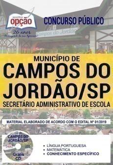 SECRETÁRIO ADMINISTRATIVO DE ESCOLA