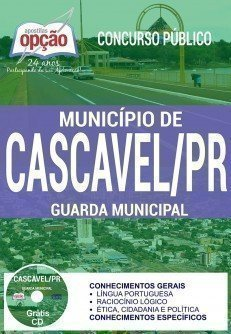 Apostila Guarda Municipal de Cascavel