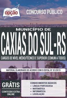 CARGOS DE NÍVEL MÉDIO/TÉCNICO E SUPERIOR (COMUM A TODOS)
