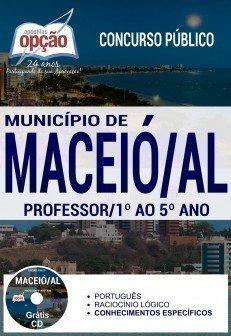 Apostila PROFESSOR Maceió 2017