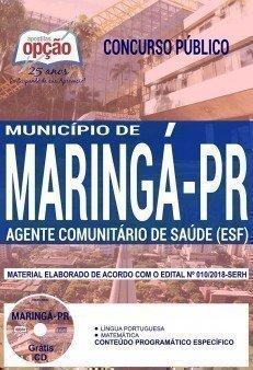 AGENTE COMUNITÁRIO DE SAÚDE (ESF)