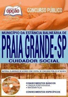 CUIDADOR SOCIAL