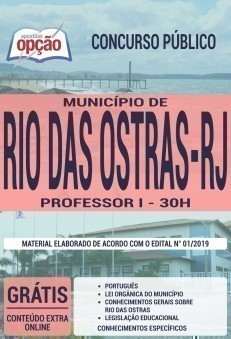 PROFESSOR I - 30H