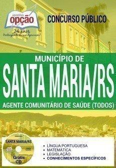 AGENTE COMUNITÁRIO DE SAÚDE (TODOS)