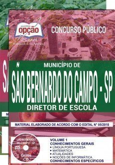 DIRETOR DE ESCOLA
