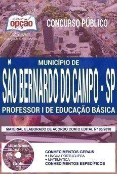 PROFESSOR I DE EDUCAÇÃO BÁSICA