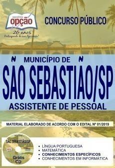 ASSISTENTE DE PESSOAL