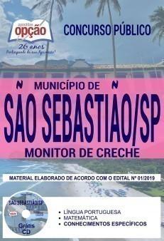 MONITOR DE CRECHE