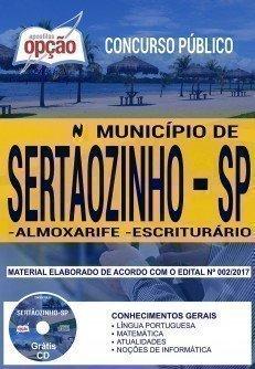 ALMOXARIFE E ESCRITURÁRIO