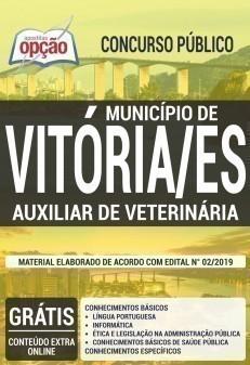 AUXILIAR DE VETERINÁRIA