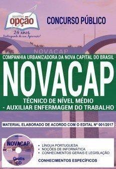 TÉCNICO DE NÍVEL MÉDIO - AUXILIAR ENFERMAGEM DO TRABALHO