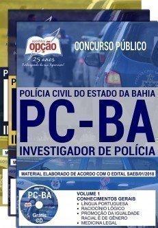 INVESTIGADOR DE POLÍCIA