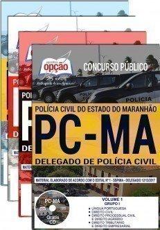 Apostila Concurso PC MA 2018 | DELEGADO