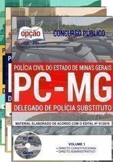 DELEGADO DE POLÍCIA SUBSTITUTO