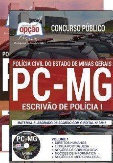 ESCRIVÃO DE POLÍCIA I