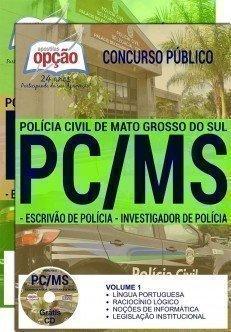ESCRIVÃO DE PÓLICIA E INVESTIGADOR DE POLÍCIA