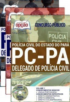 DELEGADO POLÍCIA DE CIVIL