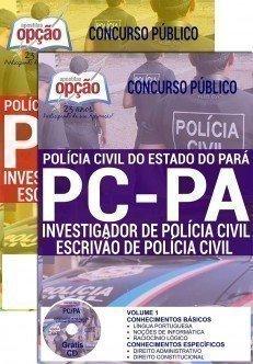 INVESTIGADOR DE POLÍCIA CIVIL / ESCRIVÃO DE POLÍCIA CIVIL