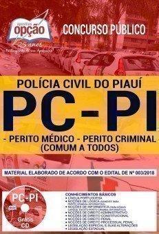 PERITO MÉDICO E PERITO CRIMINAL (COMUM A TODOS)