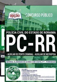 AUXILIAR DE PERITO CRIMINAL E AUXILIAR DE NECROPSIA