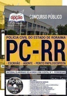ESCRIVÃO, AGENTE E PERITO PAPILOSCOPISTA