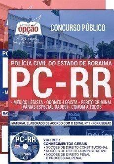 MÉDICO LEGISTA, ODONTO-LEGISTA E PERITO CRIMINAL (VÁRIAS ESP.) - COMUM A TODOS