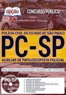 AUXILIAR DE PAPILOSCOPISTA POLICIAL