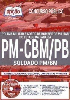 SOLDADO PM/CBM