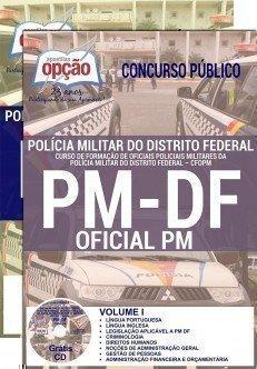 Apostila para o Concurso da PMDF - Oficial PM DF.