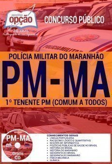 1º TENENTE PM (COMUM A TODOS)