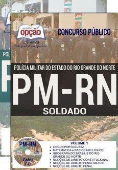 Apostila PMRN Soldado Rio Grande do Norte (PM-RN)