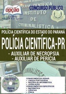 AUXILIAR DE NECROPSIA / AUXILIAR DE PERÍCIA