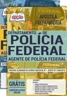 AGENTE DE POLÍCIA FEDERAL