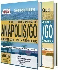 PROFESSOR - P III - PEDAGOGO