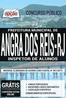 INSPETOR DE ALUNOS