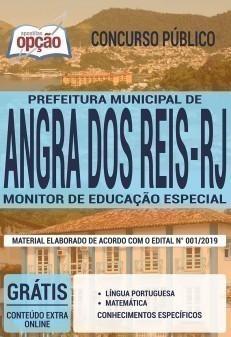MONITOR DE EDUCAÇÃO ESPECIAL