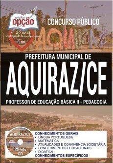 PROFESSOR DE EDUCAÇÃO BÁSICA II - PEDAGOGIA