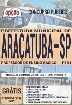 PROFESSOR DE ENSINO BÁSICO I - PEB I