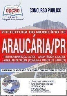 AUXILIAR DE SAÚDE - ASSISTÊNCIA À SAÚDE - PROFISSIONAIS DA SAÚDE (COMUM A TODOS)